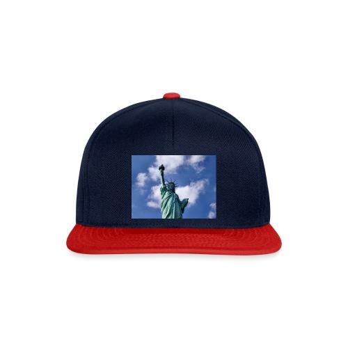 Freiheitsstatue - Snapback Cap