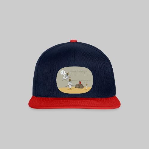 VJocys Abraham - Snapback Cap