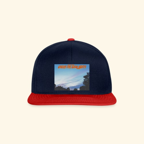Q4ER - Snapback Cap