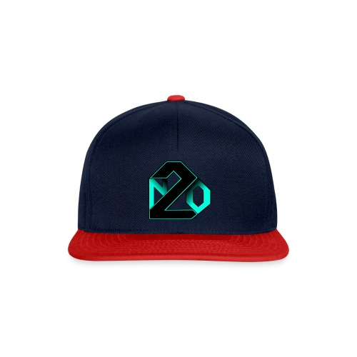 N2O turquoise - Casquette snapback