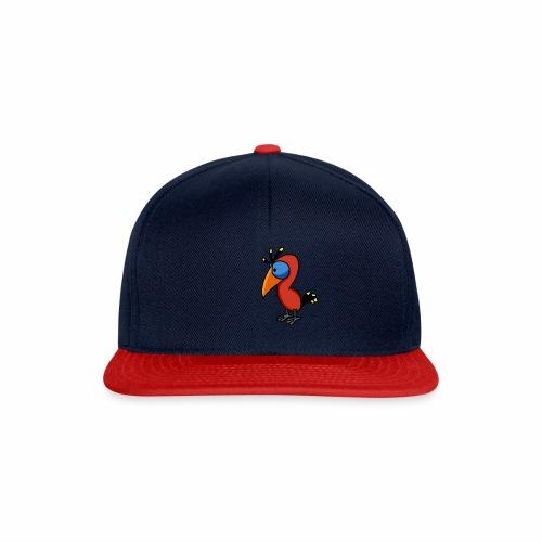 Red bird - Casquette snapback