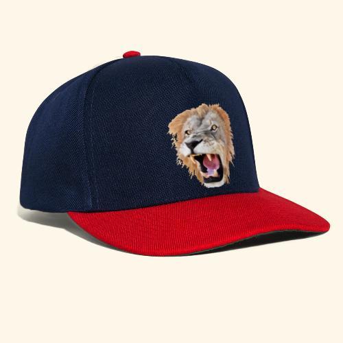 Tête de lion - Casquette snapback