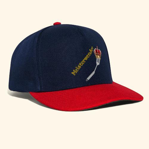Meisterwender - Snapback Cap