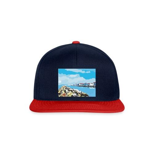 color 02 P1090546 1 elb02 quad - Snapback Cap