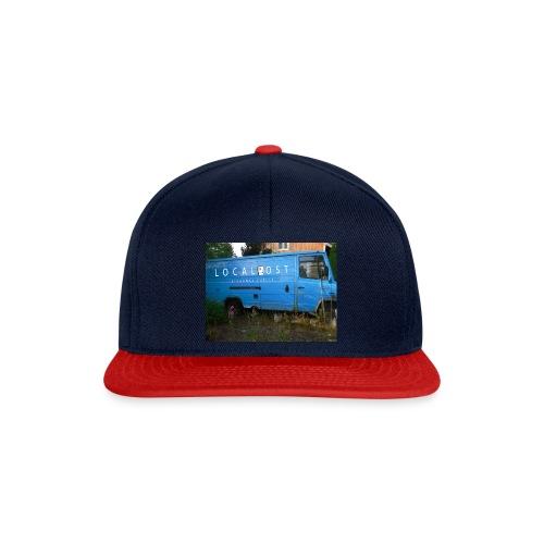 Lähekkö keikalle - Snapback Cap