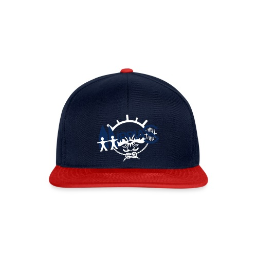 hippias logo - Snapback cap