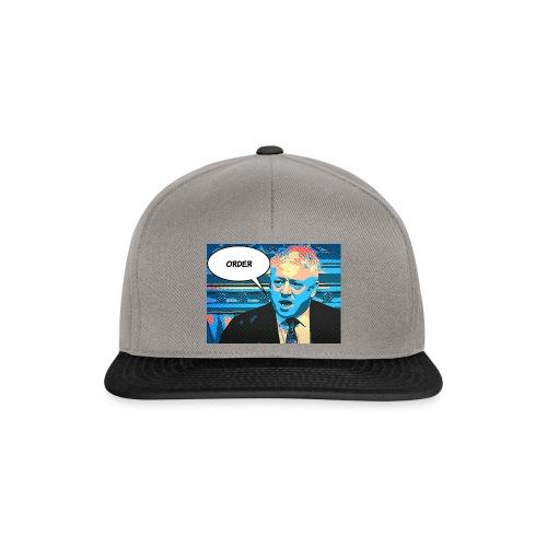 ORDER - Snapback Cap