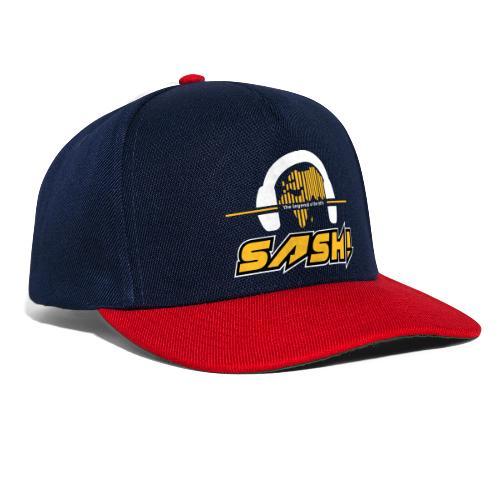 SASH! Logo 2020 Headfone - Snapback Cap