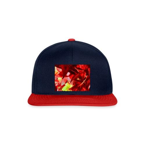 foglie d'autunno - Snapback Cap