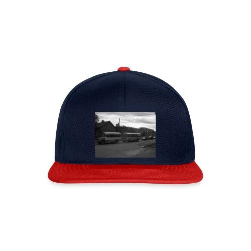 Aika on pysähtynyt Sortavalassa - Snapback Cap