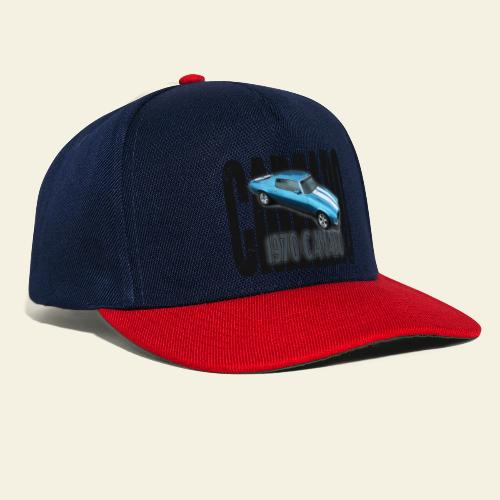 70 Camaro - Snapback Cap