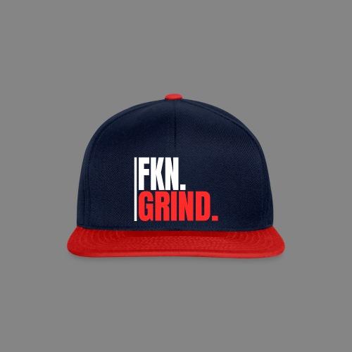FKN.GRIND. - Snapback Cap