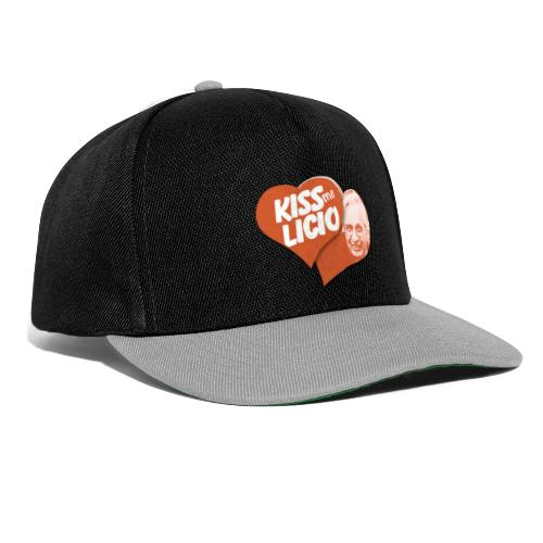 Kiss Me Licio - Snapback Cap