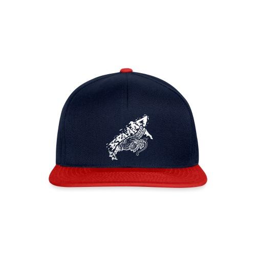 braaap w - Snapback Cap