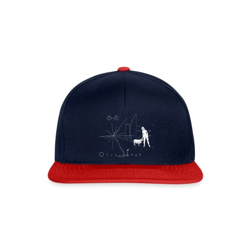 Plate Pioneer Sheep - Snapback Cap