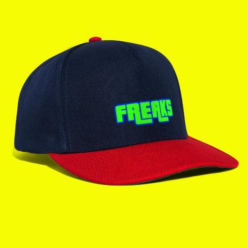 YOU FREAKS - Snapback Cap