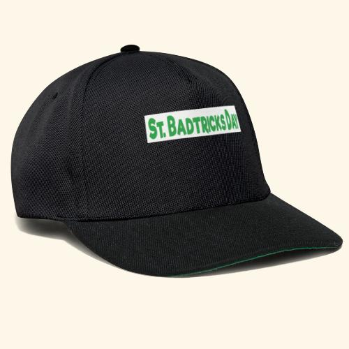 ST BADTRICKS DAY - Snapback Cap