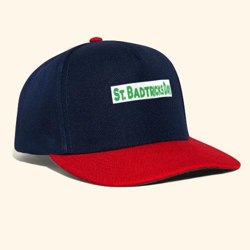 ST BADTRICKS DAY - Snapback Cap