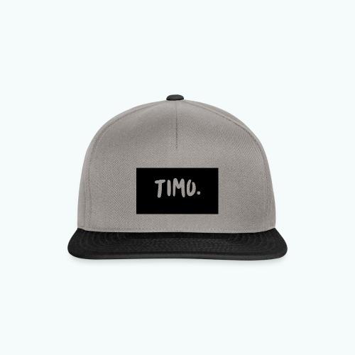 Ontwerp - Snapback cap