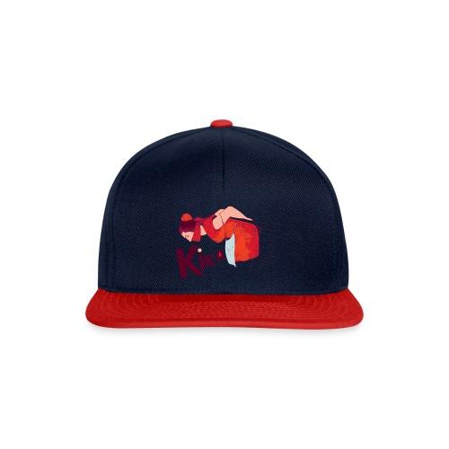 kika-png - Snapback Cap