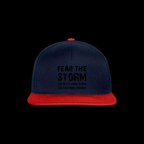 Fear The Storm - Snapbackkeps