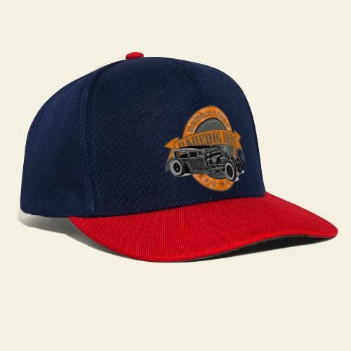 Raredog Rods Logo - Snapback Cap