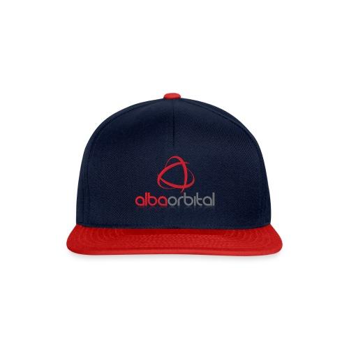 Alba Orbital's Offical Logo - Snapback Cap