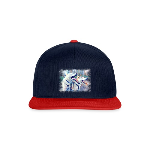 Glückliche Leithunde - Snapback Cap
