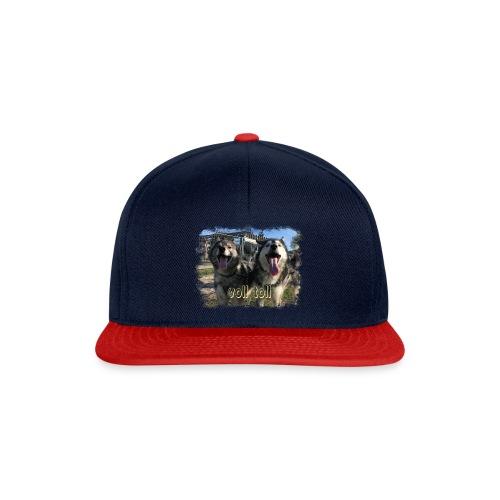 Voll toll - Snapback Cap