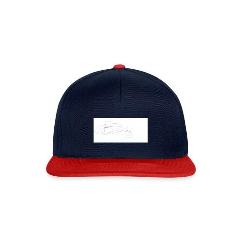 bw signiture - Snapback Cap