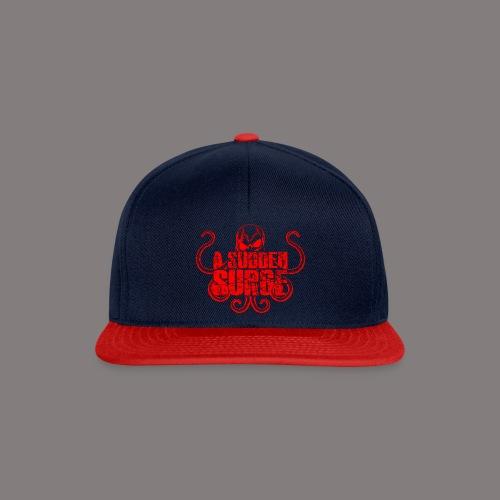 ASS_Logo_red_final - Snapback Cap