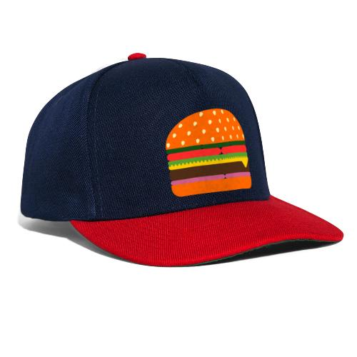 Bürger - Snapback Cap