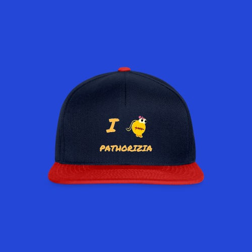 Love Pathorizia - Snapback Cap