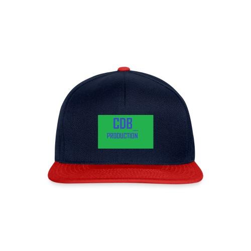CDB_P - Snapback-caps