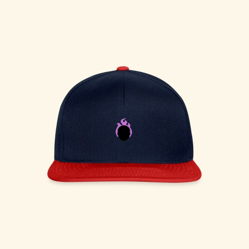 Pink Deities Emblem[Created By KillqX / Edersides] - Snapback Cap