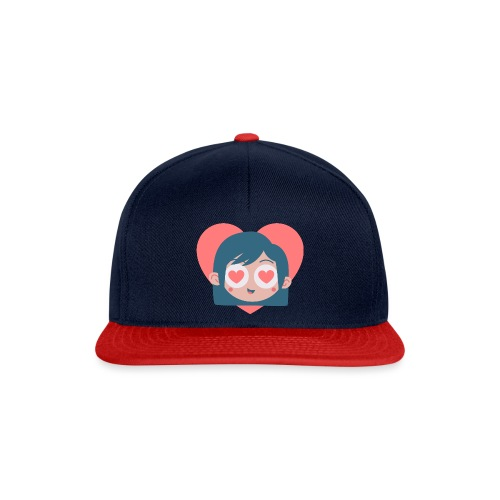 Gamine Amour - Casquette snapback