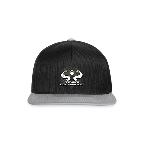 LOGO DEFINITIVO 2016 team - Snapback Cap