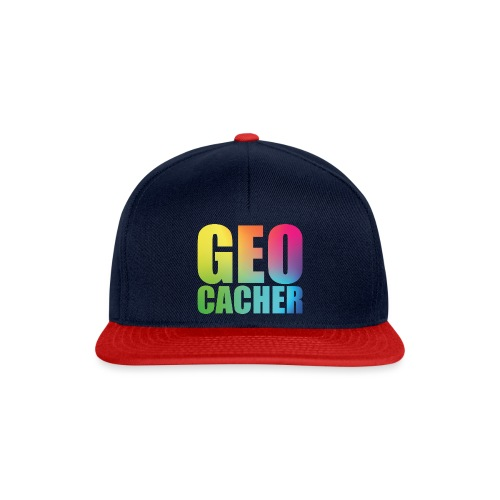 Geocacher (summer2016) - Snapback Cap