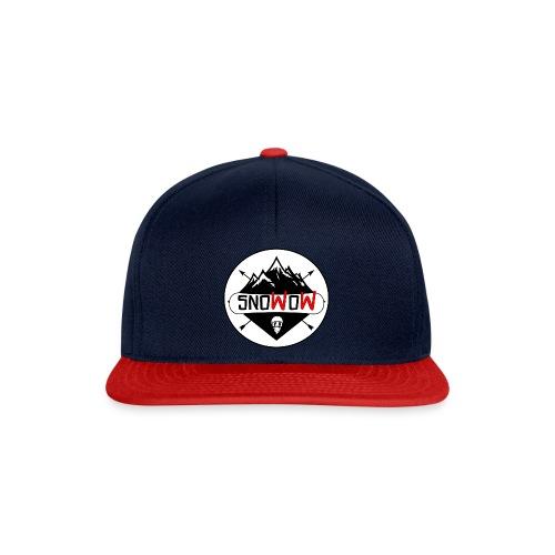 Logo snowow - Gorra Snapback