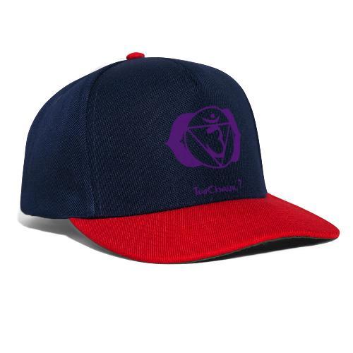 tuochakra 7 - Snapback Cap
