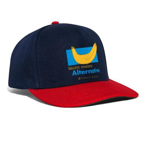 Nicht meine Alternative - Snapback Cap