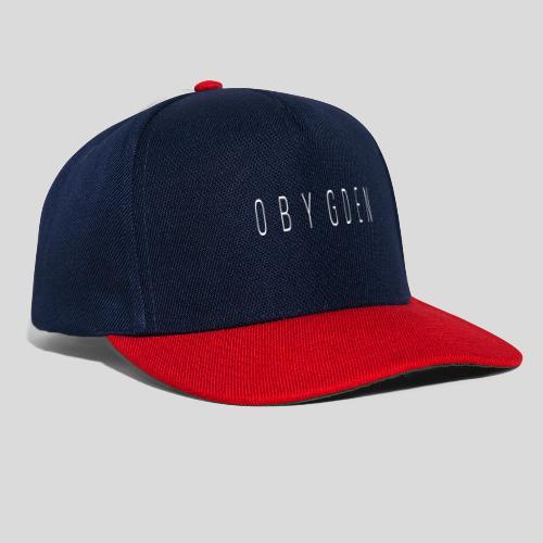 obygden logo - Snapbackkeps