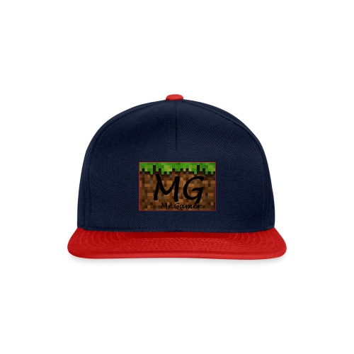 mr.gamer - Snapback Cap