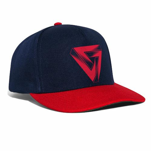 impossible triangle - Snapback Cap