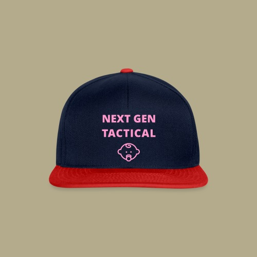 Tactical Baby Girl - Snapback cap