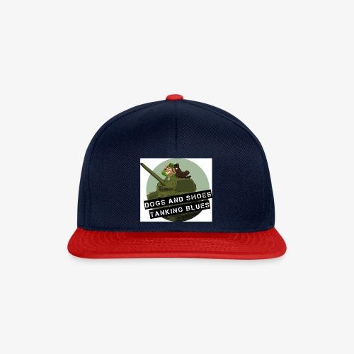 logo dogs nieuw - Snapback cap