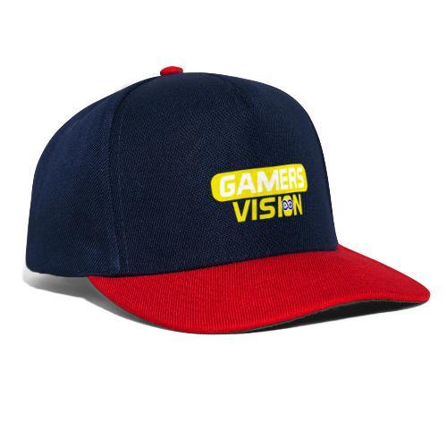 GamersVisionlogogeel - Snapback cap