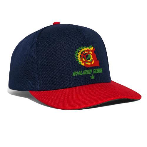 420 Inverted - Snapback Cap