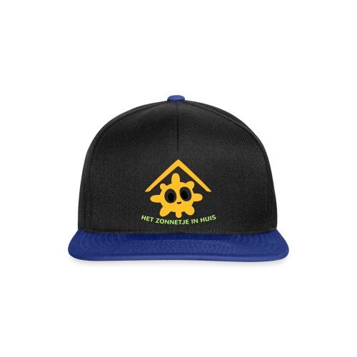 Grappige Rompertjes: Het zonnetje in huis - Snapback cap