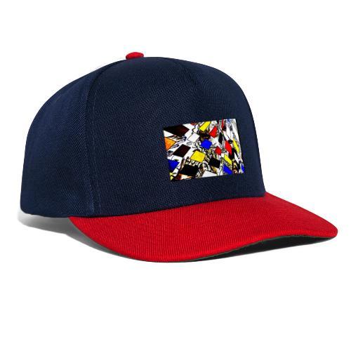Karoselle Pop Art - Snapback Cap